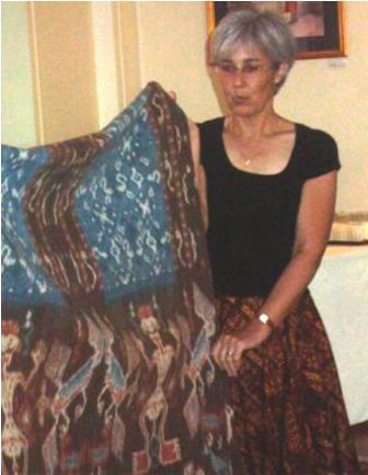 Collectors Corner - Collection of Indonesian Textiles1