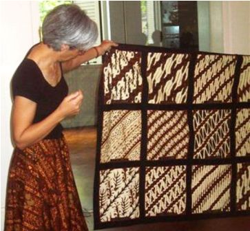 Collectors Corner - Collection of Indonesian Textiles0