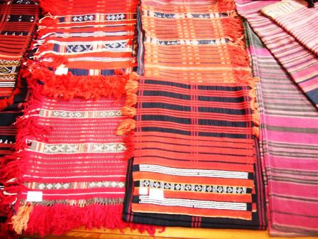 A Look  At Rare Chin and Attapeau Textiles0
