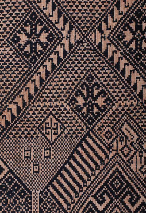 Exhibition - Phaa Hom - Blankets of Various Tai Groups0