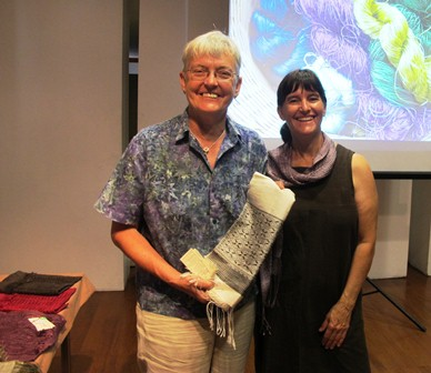 Lecture - TAMMACHAT Natural Textiles: Adding value to already Valuable Textiles1