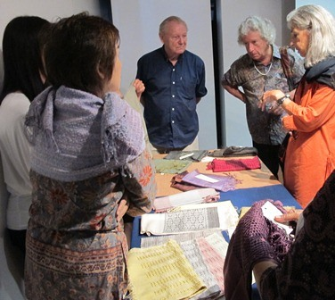 Lecture - TAMMACHAT Natural Textiles: Adding value to already Valuable Textiles0