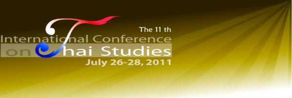 The 11th International Conference on Thai Studies0
