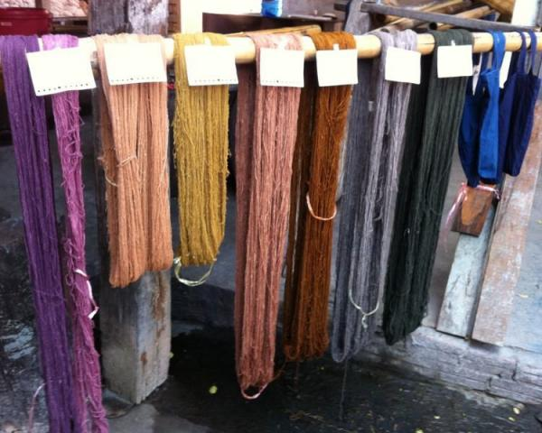Natural Dyes - Tilleke & Gibbins Textile Collection Presentation0