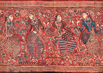 Conference - Patterns of Trade: Indian Textiles for Export, 1400-19000