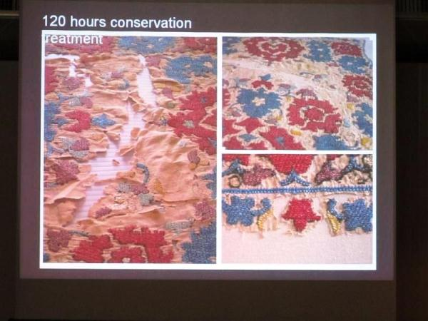 Preservation of Your Textile Collections -  Basics, Tips,  and with Show and Tell1