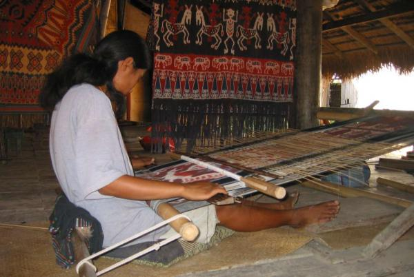 Collectors Corner - Textiles of Sumba: A Personal Perspective0