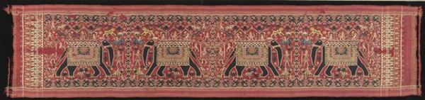 THE TAPI COLLECTION OF INDIAN TEXTILES0