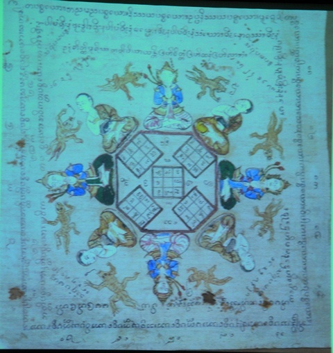 Textiles and Tai Supernaturalism: The Arts of Magic A Lecture Presentation by Susan Conway1