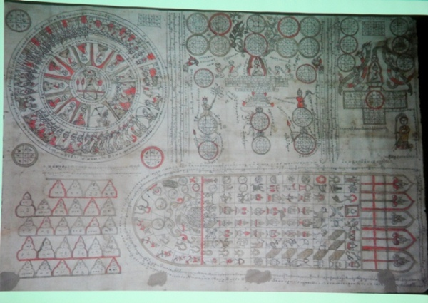Textiles and Tai Supernaturalism: The Arts of Magic A Lecture Presentation by Susan Conway0