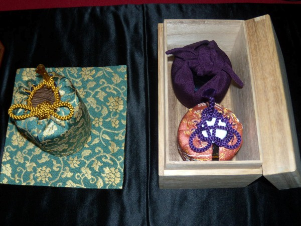 COLLECTOR�S CORNER ZEN AND CHADO Including Textiles Used in The Japanese Tea Ceremony0