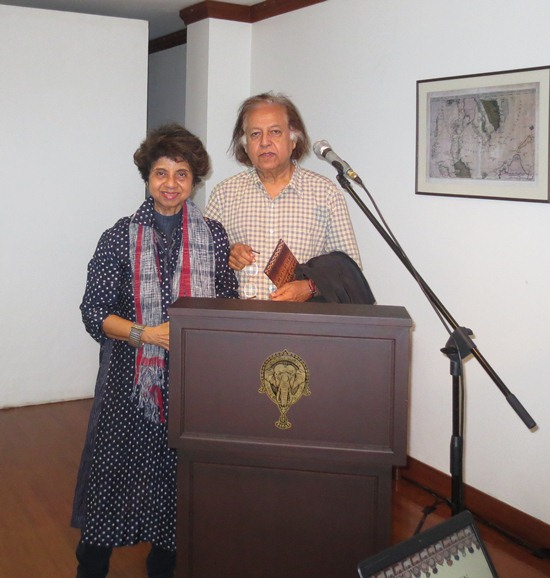 THE TAPI COLLECTION OF INDIAN TEXTILES - A Presentation with Praful Shah & Shilpa Shah0