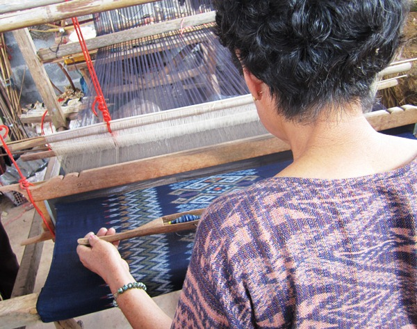 TTS Study Trip-15-17 March, 2013 - Visits to Weaving Villages in Kalasin & Udon Thani0