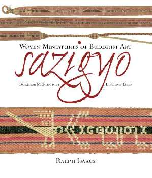Lecture The Siam Society - SAZIGYO: A Printed Book About Woven Texts. A Talk by Ralph Isaacs0