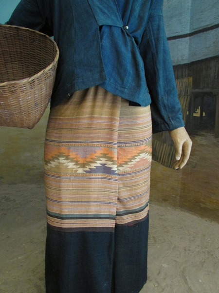 Textiles and Temples in Nan - Thai Textile Society Study Trip January 20141