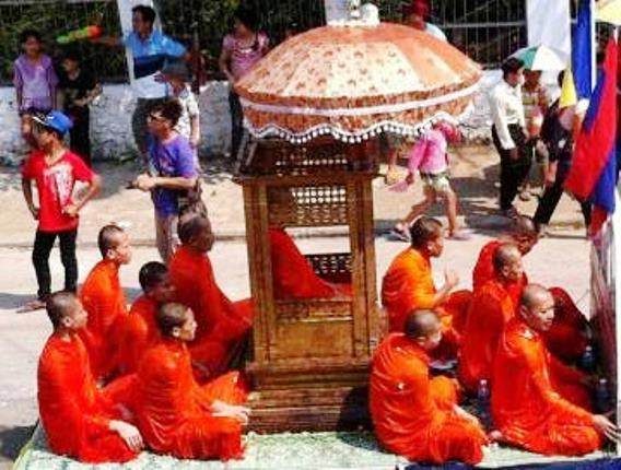 A Siam Society Study Trip - Celebrate Boun Pi Mai in Luang Prabang0