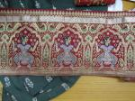 �Collectors� Corner� GILDED THREADS AND BROCADE SARI BORDERS