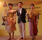 Exhibition of Embroidered Pictures & Demonstration of Khon Costumes with Dr. Anucha Thirakanont