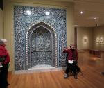 Extra Photos - TTS Newsletter - ISLAMIC TEXTILES AT THE CLEVELAND MUSEUM OF ART
